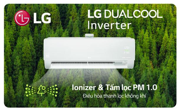 [ĐẤU SÚNG] Điều hòa LG V10 vs Panasonic VU9UKH-8 : Đọ khả năng lọc bụi, điện năng và làm mát
