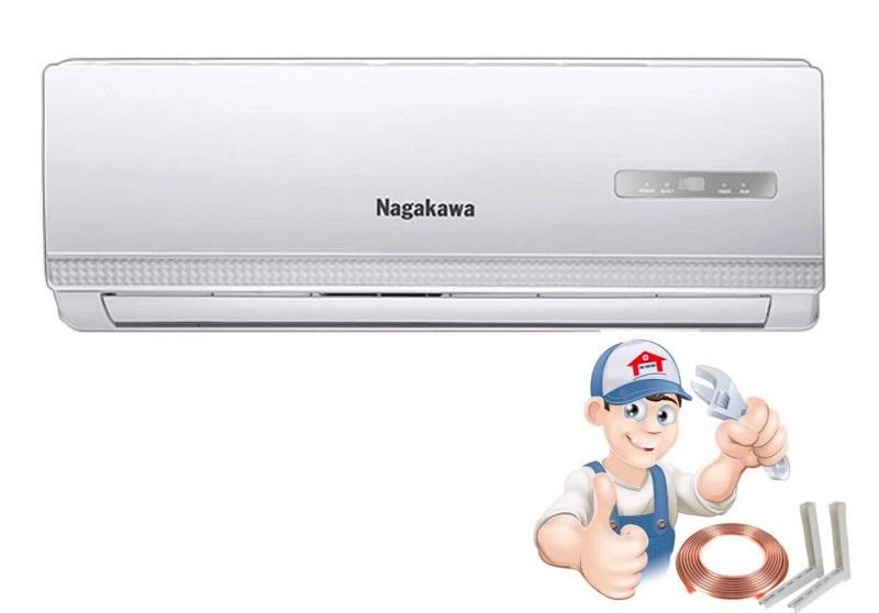 Điều hòa Nagakawa dùng có tốt không? Của nước nào sản xuất?